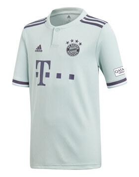 Mens FC Bayern Munich 18/19 Away Jersey