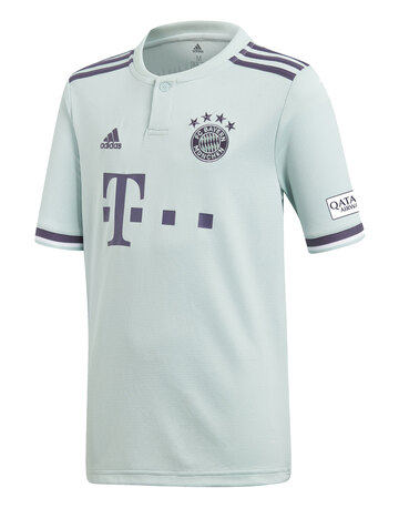 Mens FC Bayern Munich 18/19 Away Jersey
