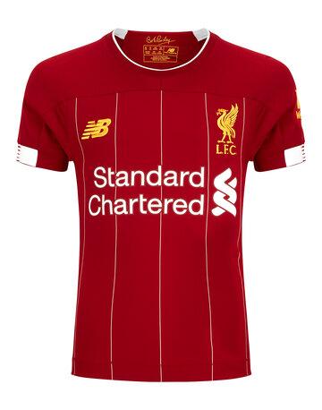 Kids Liverpool 19/20 Home Jersey