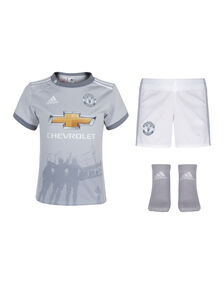 Infants Man Utd 17/18 Third Kit
