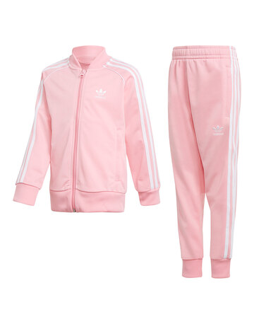 Younger Girls Superstar Tracksuit