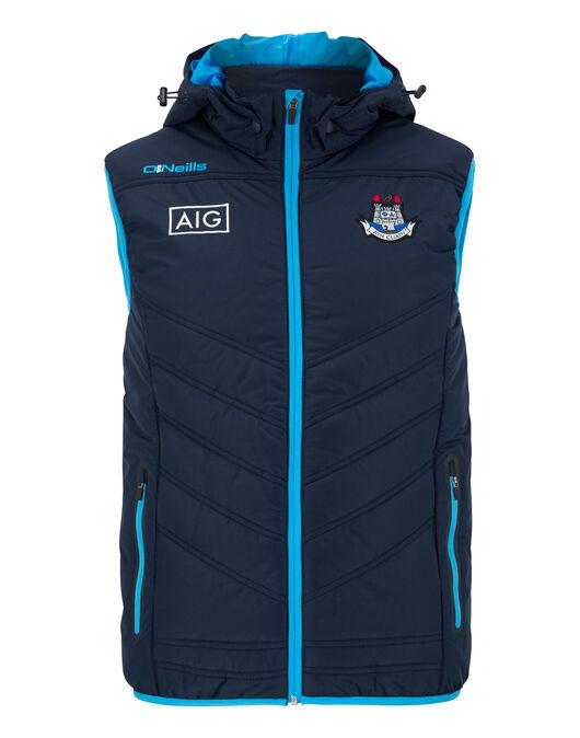 Mens Dublin Temple Gillet Jacket