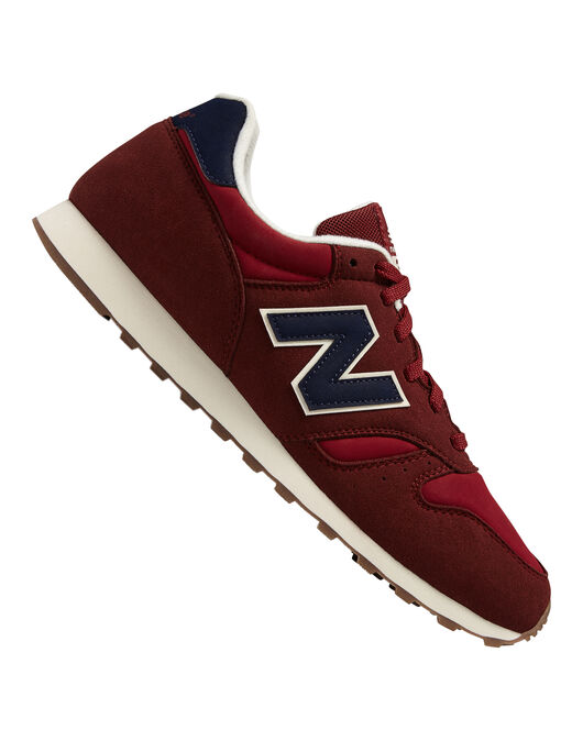 hot sale online 6fbd7 6821d New Balance Mens 373 Trainer | Burgundy | Life Style Sports