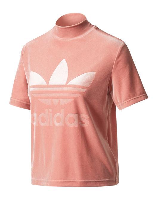 Womens Velvet T-Shirt