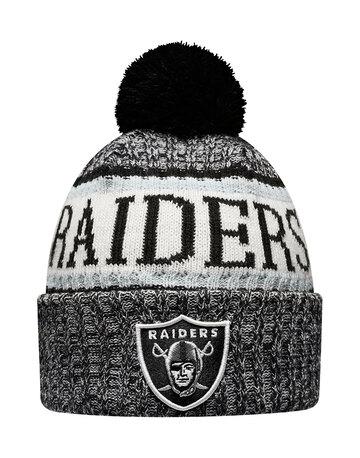 NFL Raiders Bobble Knit