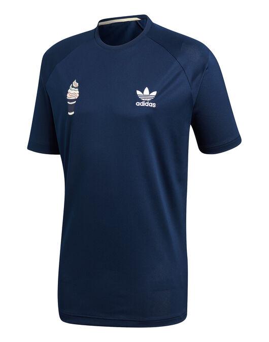 beda86842 adidas Originals Mens Football Tee   Life Style Sports