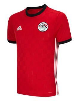 Adult Egypt WC18 Home Jersey