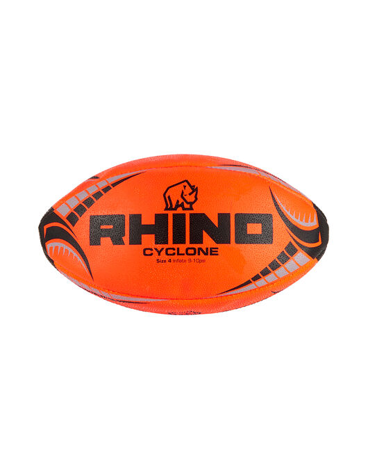 Cyclone Trainer Rugby Ball