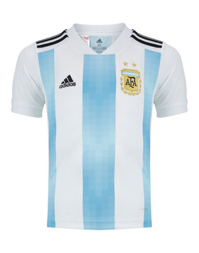 Kids Argentina WC18 Home Jersey