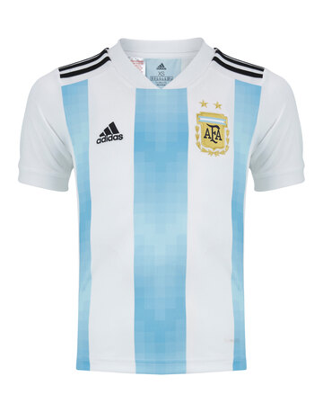 7168f62b4 Kids Argentina WC18 Home Jersey ...