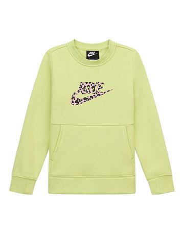 Older Girls Logo Print Sweatshirt