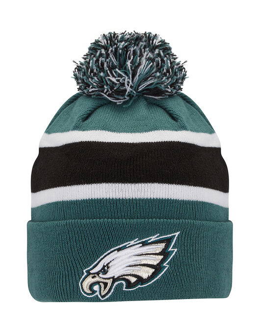 Mens Eagles Cuff Beanie