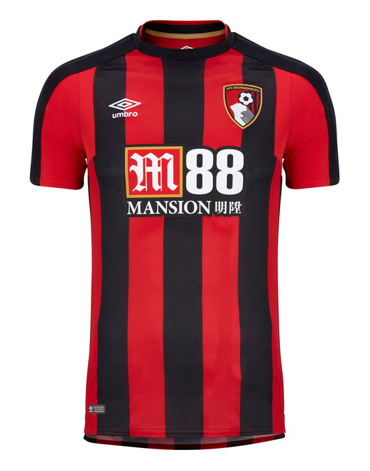 Adult Bournemouth Home 17/18 Jersey