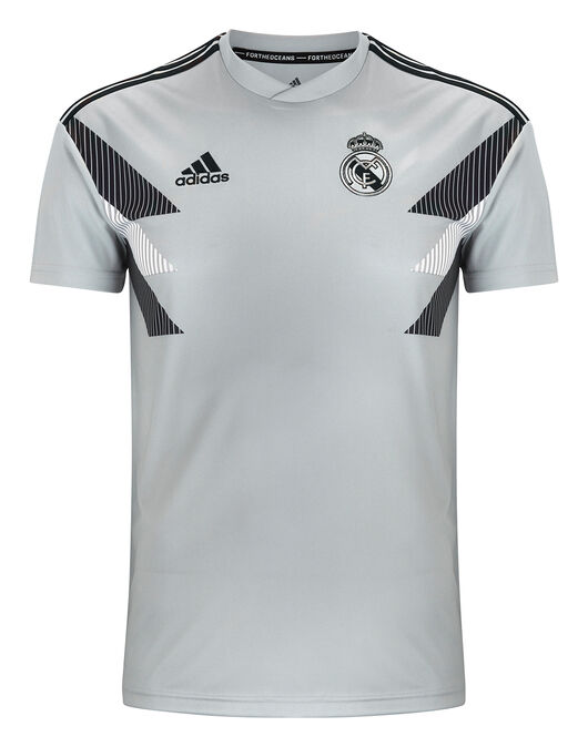 100% authentic 513c7 dd3db adidas Adults Real Madrid Pre Match Jersey