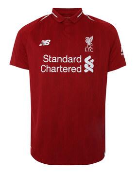 Kids Liverpool 18/19 Home Jersey