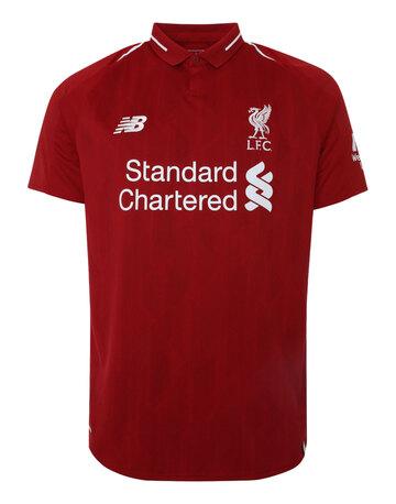 Kids Liverpool 18 19 Home Jersey ... ff422da66