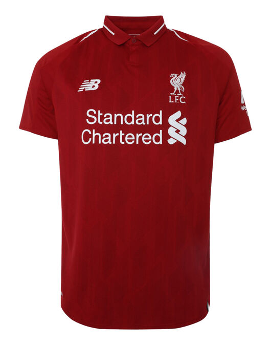 Kids Liverpool 18/19 Home Jersey