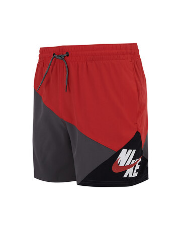 Mens 5 Inch Logo Shorts