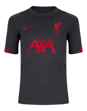 Kids Liverpool 20/21 Strike Training Jersey