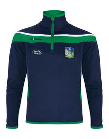 Kids Limerick Slaney Half Zip Top
