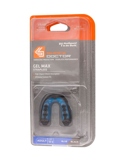 Shock Doctor V2 Gel Max Mouthguard Snr