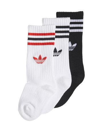 Kids Crew Sock 3 Pack