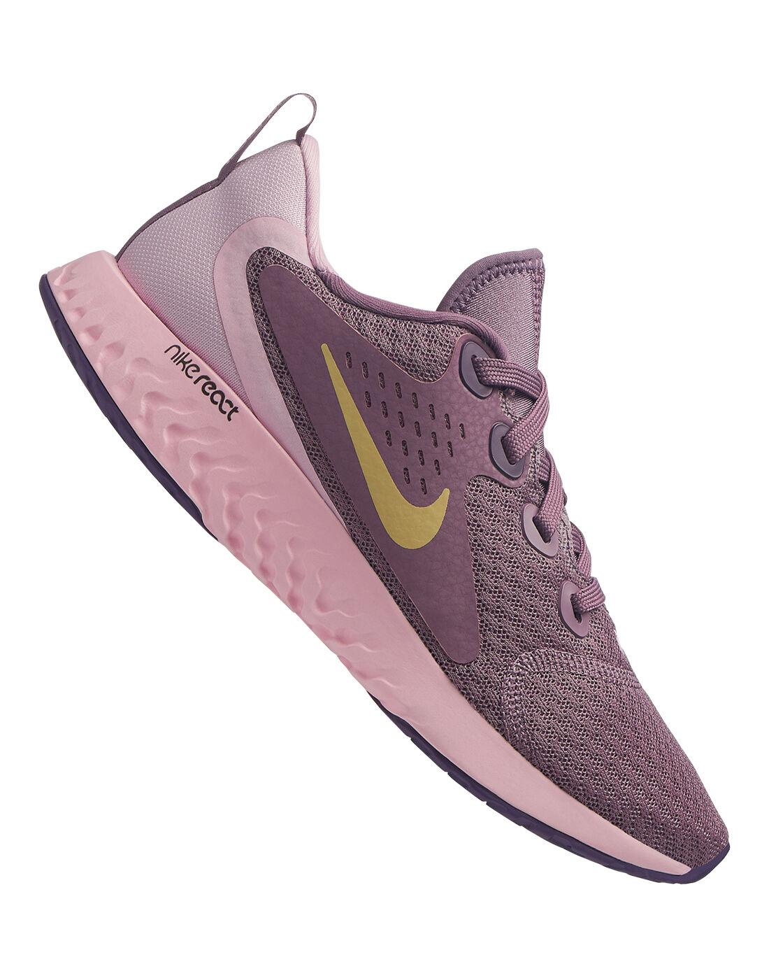 Girl's Purple Nike Legend React | Life