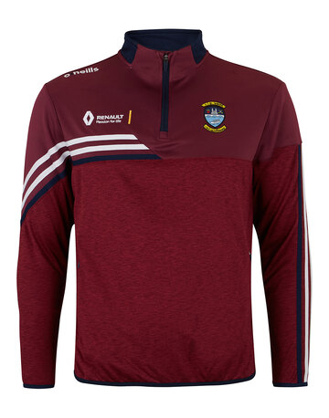 Mens Westmeath Nevis Squad Half Zip Top