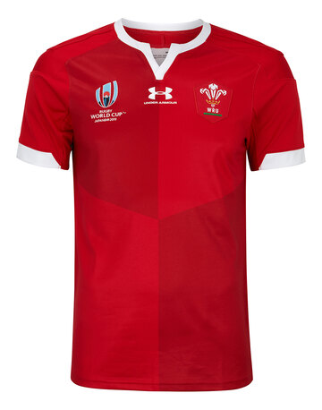 Adult Wales RWC Home Jersey 2019