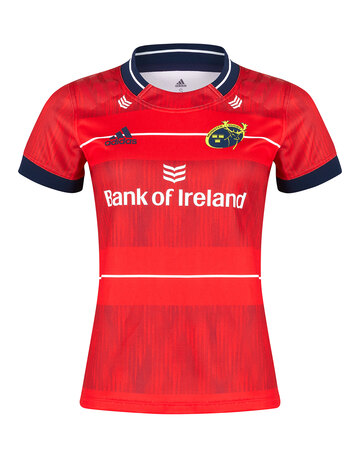 Womens Fit Munster 21/22 Home Jersey