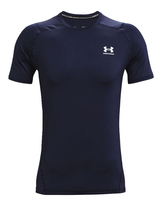 Mens Heat Gear Armour Fitted T-Shirt