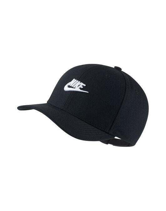 Mens Logo Snapback Cap