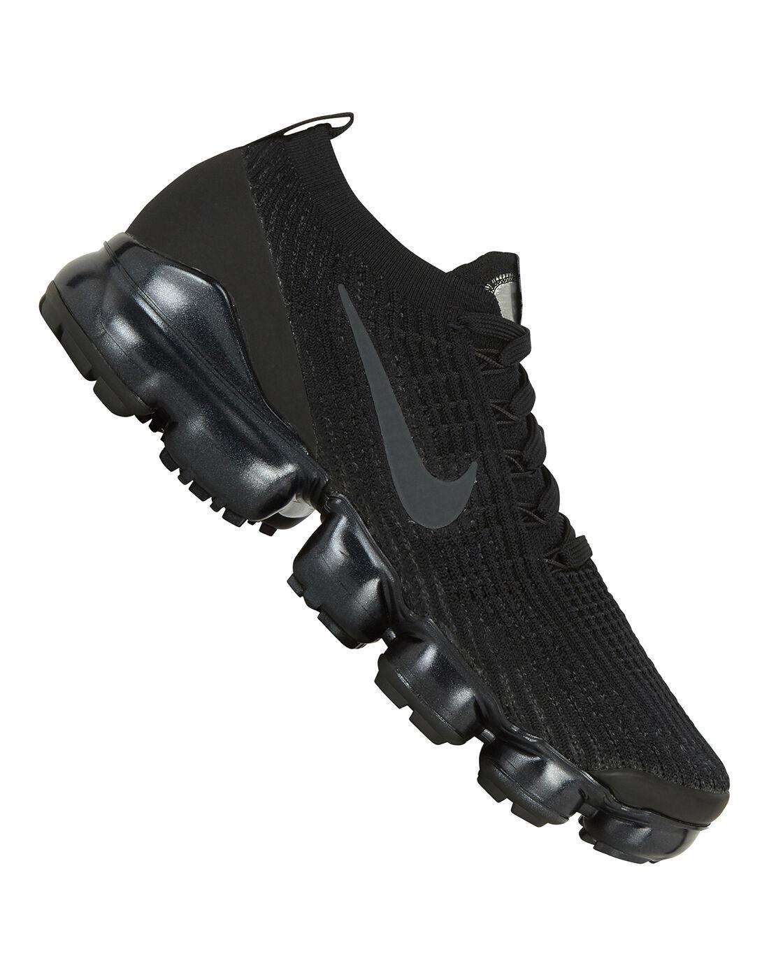 Women's Black Nike Air Vapormax Flyknit