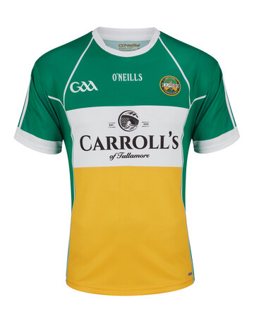 Adult Offaly Home Jersey