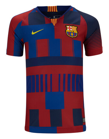 Kids Barcelona 20th Jersey