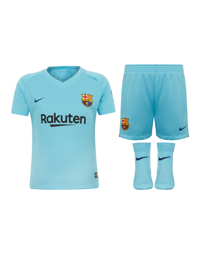 Infants Barcelona 17/18 Away Kit