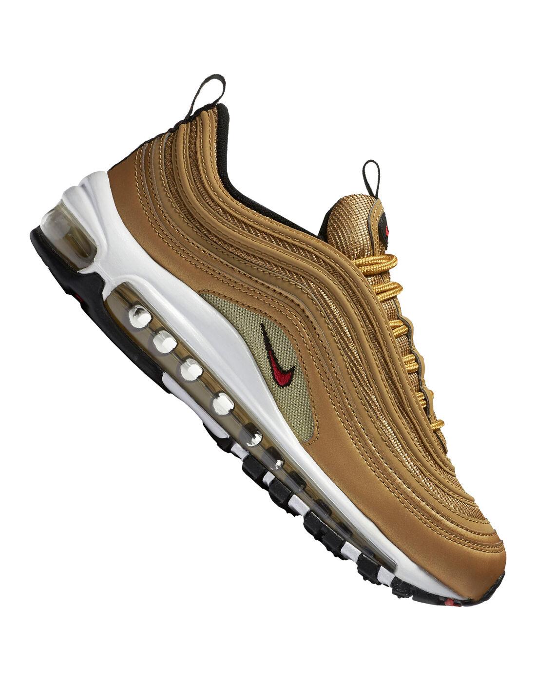 Nike Air Max 97 | Metallic Gold | Life Style Sports