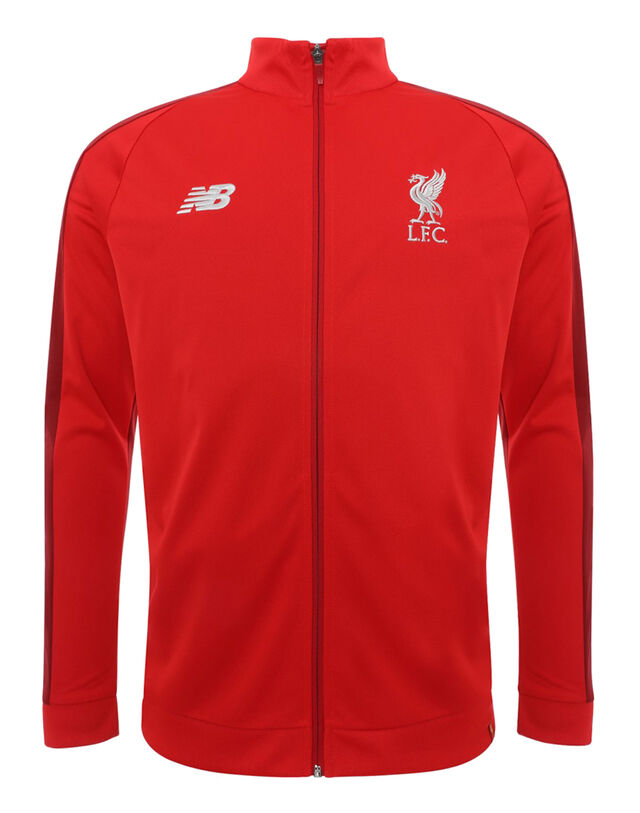 Kids Liverpool Presentation Jacket