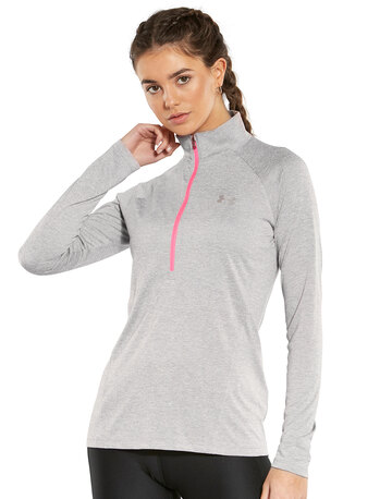 Womens Tech Twist Half Zip