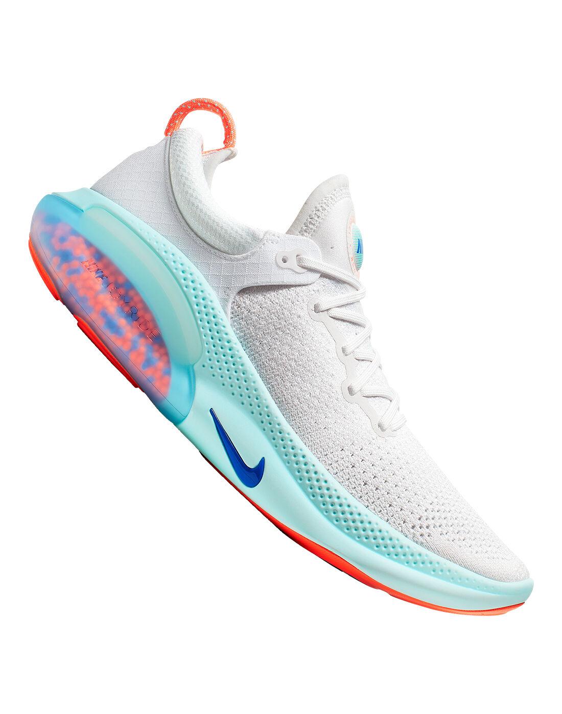 Nike Mens Joyride Run Flyknit - White