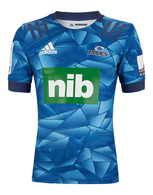 Adult Blues 20/21 Home Jersey