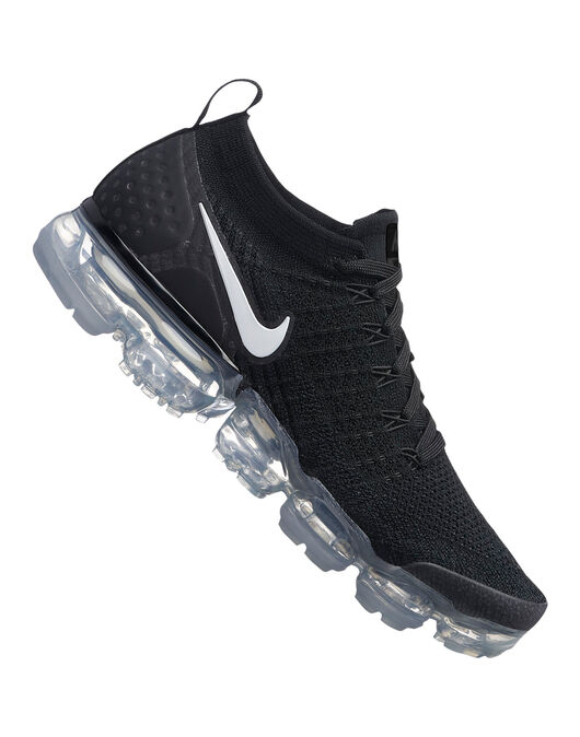 competitive price best choice the sale of shoes Nike Air VaporMax Flyknit 2 | Black | Life Style Sports