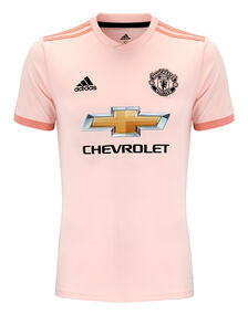 Adult Man Utd 18/19 Away Jersey