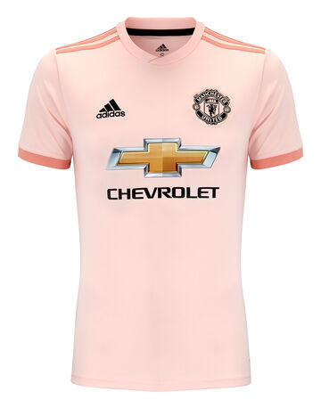 Adult Man Utd 18/19 Away Jersey