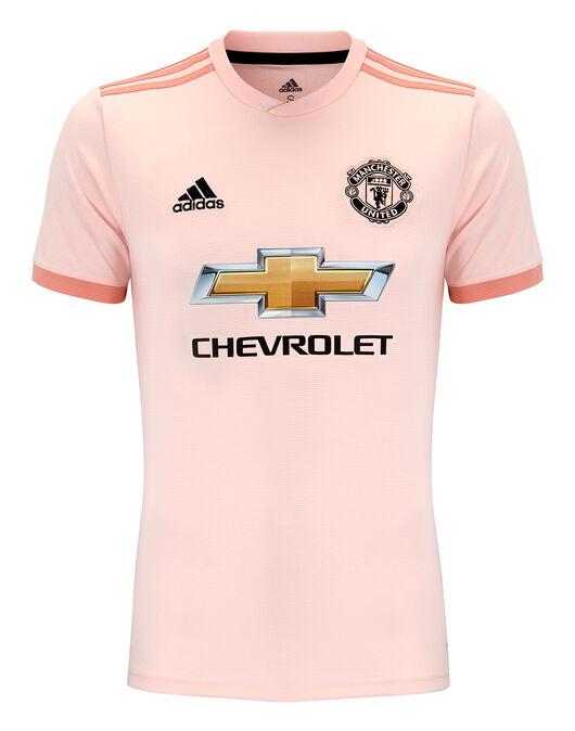 buy online a41bc 2b9d2 adidas Adult Man Utd 18/19 Away Jersey