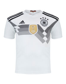 Kids Germany WC 2018 Home Jersey