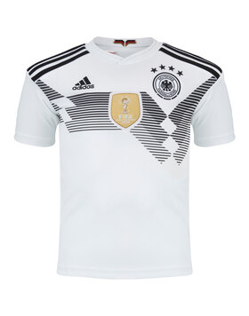 Kids Germany WC18 Home Jersey