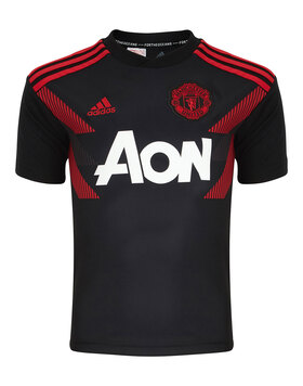 Kids Man Utd Pre Match Jersey