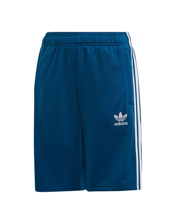 Older Boys Trefoil 3-Stripe Shorts