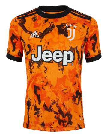 Kids Juventus 20/21 Third Jersey
